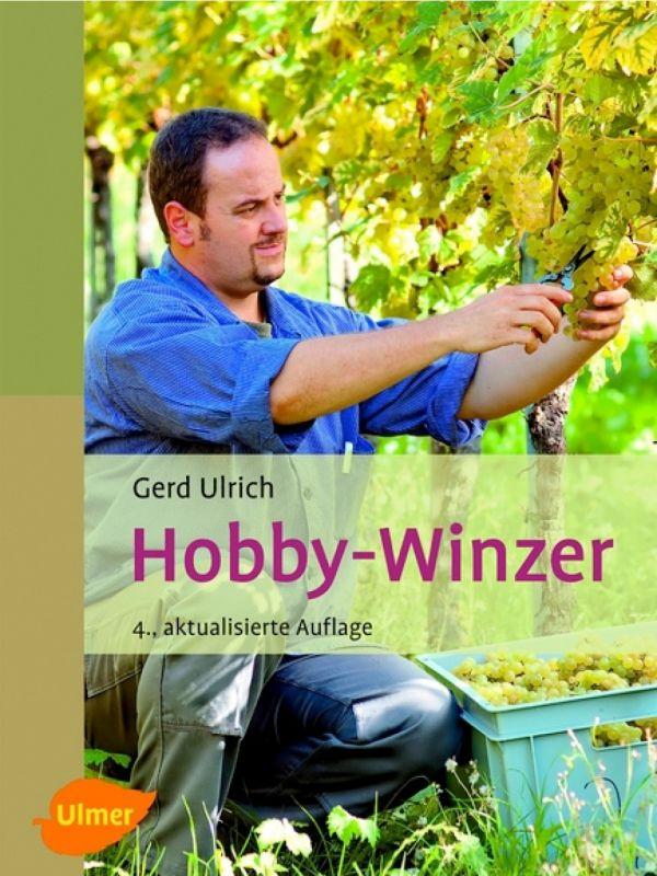 Hobby-Winzer, Weinliteratur, Buch